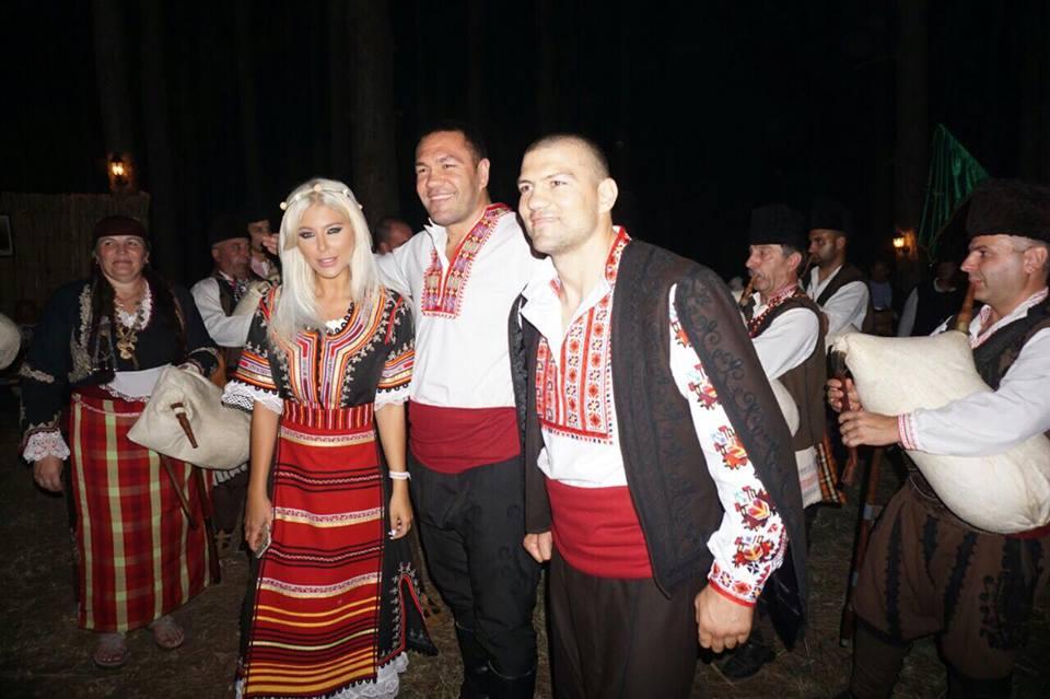 Bulgarska dvoika 1 - 2 1
